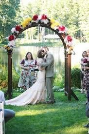 wedding arch blueprints best 25 wooden arch ideas on wooden arbor wedding