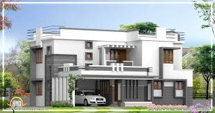 ingenious idea modern house plans in kerala with photo gallery 11