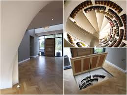 wine cellar in kitchen floor spiral cellars available via genuwine