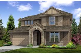 False Dormer Pacesetter Dormer Plan At Star Ranch In Hutto Texas By
