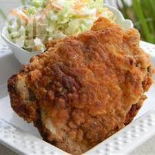 cuisiner haut de cuisse de poulet poulet frit recettes allrecipes québec