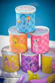 my pony birthday ideas favors from my pony birthday party at kara s party ideas