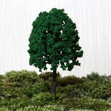 mini tree garden decorations miniatures micro landscape resin
