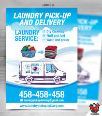 Entry9 by Entry 9 By Mmmahesh For Flyer Design For Pickup And Delivery 1