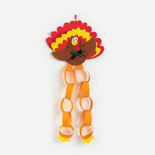 loopy leg turkey craft kit orientaltrading craft ideas