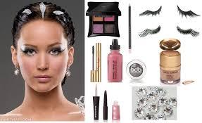 katniss everdeen wedding dress makeup mugeek vidalondon