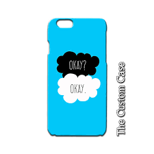 okay phone the fault in our phone okay okay phone by thecustomcase