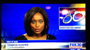 news anchor in la hair jacksonville fl news anchor gets caught when camera switches back