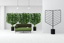 self watering vertical planters nature and nurture the botanical planter screen collection by