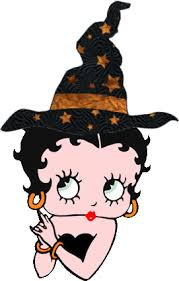 Betty Boop Halloween Costume Betty Boop Pictures Archive Betty Boop Witch Pictures