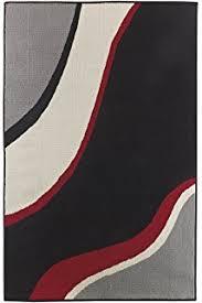 Prism 3 Piece Rug Set Amazon Com Exceptional Designs By Flash Prism 5 U0027 X 7 U00274 U0027 U0027 Rug