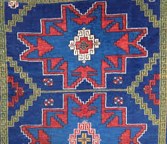 antique caucasian lesghi star rug 3 u002710 x 5 u00276 ft