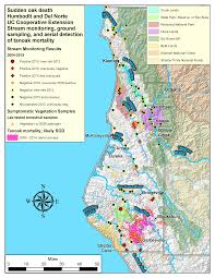 Ucdavis Map Disease Locations And Monitoring Ucce Humboldt Del Norte Counties