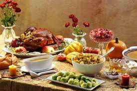 thanksgiving feast 4 recipes for a dinner