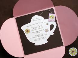 bridal tea party invitation wording templates classic tea party bridal shower invitations wording