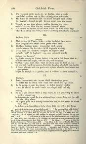 Thesaurus Beautiful by Page Thesaurus Palaeohibernicus 2 Djvu 340 Wikisource