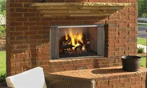 Wood Burning Fireplace Parts by Heatilator Villawood Outdoor Wood Burning Fireplace Inglenook