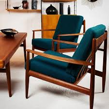 Mid Century Modern Fabric Reproductions Made In Denmark Style Mid Century Modern Pinterest Denmark
