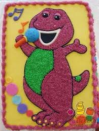 barney birthday cake barney birthday cakes search ethan birthday party