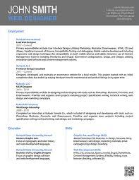 Free Microsoft Word Resume Templates Fashionable Design Professional Resume Template Word 10 Free