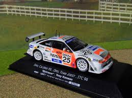 opel race car opel calibra v6 tony kanaan itc 1996 team joest model racing