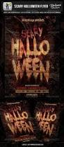 scary halloween flyer by drimerz graphicriver