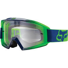 von zipper motocross goggles fox racing 2016 main mx goggles navy green clear available at