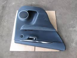 lexus nx 200t black interior rear left door interior trim panel black oem lexus nx200t agz10 15