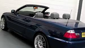 2003 bmw 330 for sale bmw 330ci convertible offered for sale at performance direct