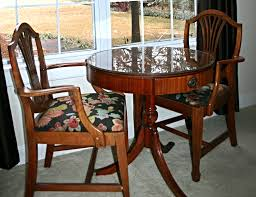 Duncan Phyfe Dining Room Set Duncan Phyfe Table Makeover U2014 Beckwith U0027s Treasures