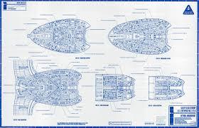 star trek enterprise floor plans star trek the next generation enterprise sheet 12 jpg 4000 2588