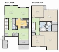 house floor planner floor plan for small 1200 sf house with 3 bedrooms and 2 sa