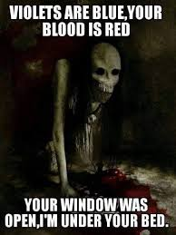 Scary Halloween Memes - 20 creepy halloween quotes makes me snicker pinterest
