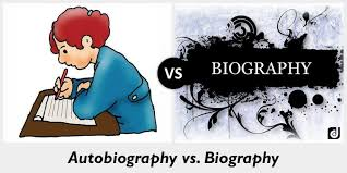 biography an autobiography difference difference between autobiography and biography