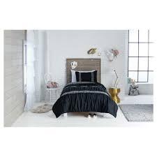 Target Black And White Comforter Black Comforters Target