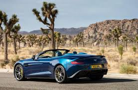 future aston martin bombs away aston martin vanquish volante revealed
