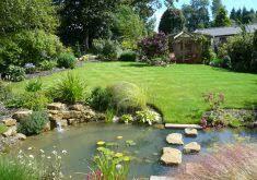 landscaped gardens for small gardens cori u0026matt garden
