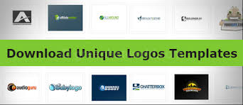 download unique logos templates for your website free green hat