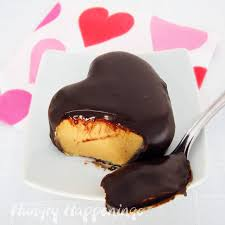 chocolate for s day fudgy peanut butter and chocolate hearts s day desserts