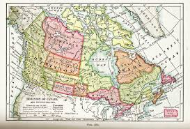 Maps Canada by Online Maps Canada 19th Century