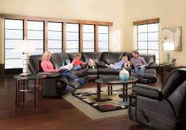 simple living room designs white ivory fabric long sofa dark brown