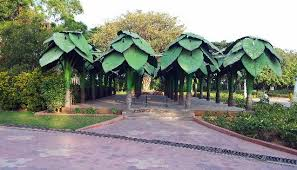 synthetic trees picture of ntr garden hyderabad tripadvisor