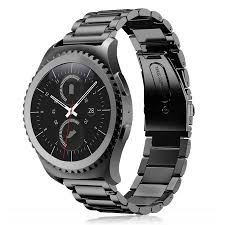 solid stainless steel bracelet images Gear s2 classic watch band mignova solid stainless steel link jpeg