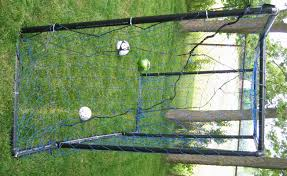 lovely soccer net for backyard ideas home design