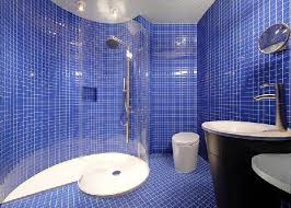 blue bathroom designs luxury bathroom design in blue color and tiling bathroom