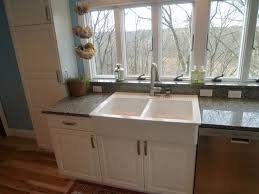 Ikea Sink With Non Ikea Faucet Sinks Awesome Apron Front Sink Ikea Kohler Sinks Domsjö