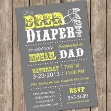 diaper party invitations templates invitations ideas