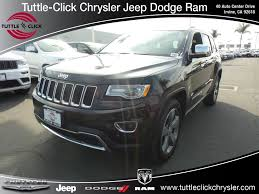 2015 chrysler jeep tuttle click chrysler jeep dodge of irvine orange county used