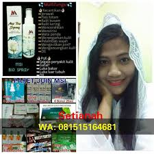 Jual Masker Mata Di Malang stokist msi multy spray malang home