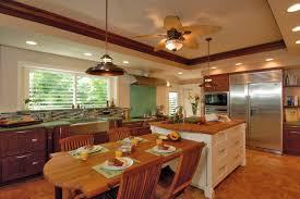 rustic kitchen island table 20 rustic kitchen island designs ideas design trends premium